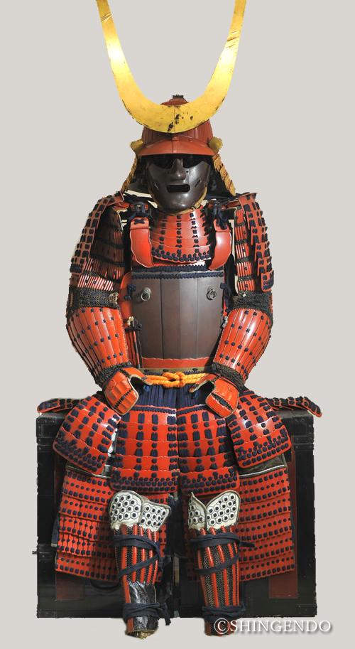 彦根藩:井伊の赤備え甲冑